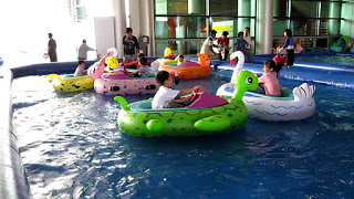 Animal Bumper Boat