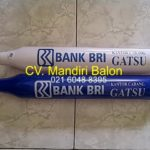 Jual balon tepuk / balon supporter logo bank bri