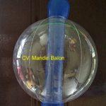 Jual Balon Pantai / Balon Bulat Murah dengan Logo transparant