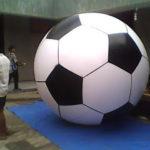 Jual Balon Pantai / Balon Bulat Murah dengan Logo Balon Bola pantai