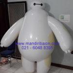 Jual Balon Duduk / Balon Karakter Bentuk Baymax Murah