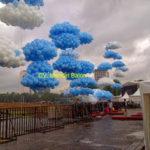 Balon Gas Pelepasan Murah untuk Bank Indonesia