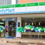 Balon Gas Pelepasan Oppening Family Mart
