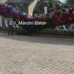 Balon Gas Pelepasan Murah acara Lottemart