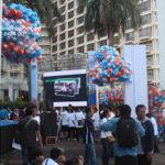 Balon Gas Pelepasan murah acara Mnc Tv