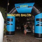 Jual, Produksi dan sewa balon gate murah logo Bakorsll
