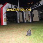 Jual, Produksi dan sewa balon gate murah logo pora aceh