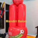 Jual Balon Duduk / Balon Karakter Bentuk Kondom Sutra 2 Murah