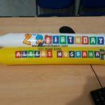 Jual balon tepuk birthday atau ulang tahun harga murah