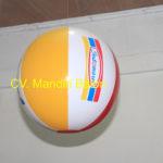 Jual Balon Pantai / Balon Bulat Murah dengan Logo Indomaret 2