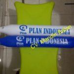 balon tepuk harga murah logo plan indonesia