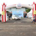 Jual, Produksi dan sewa balon gate murah logo carnaval 3