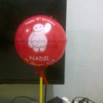 Jual Balon koin / Balon coin Murah Logo Ulang tahun