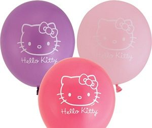 HELLO KITTY mandiri balon