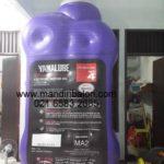 Jual dan produksi balon botol oli yamalube biru