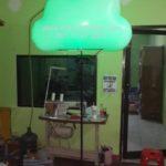 Balon Lighted Awan