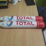 Balon Tepuk / Balon Supporter Logo Total BWF World Championship