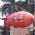Balon Promosi Zappelin