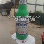 Jual dan Produksi balon-bentuk-botol-bir harga murah
