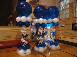 Standing Balon 18