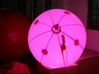 Balon Light Pink