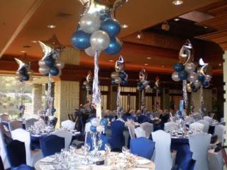 Balon Centerpiece 2