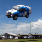 Jual Balon Duduk / Balon Karakter Bentuk Mobil KB Murah