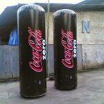Jual dan produksi balon botol coca cola 2