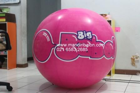 Balon Pantai Big Babol