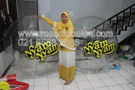 Bubble Ball NYAM NYAM
