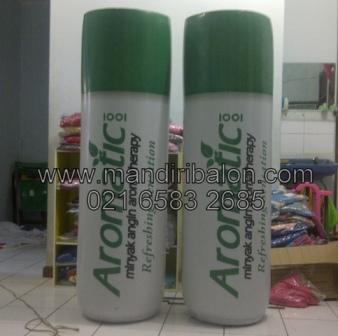 Balon Botol Aromatic