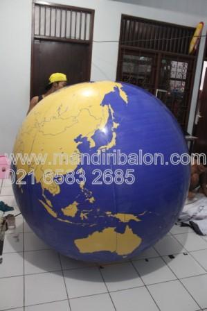 Balon Globe 1