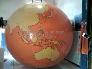 Balon Globe 2