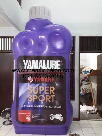 Balon Botol Oli Yamalube