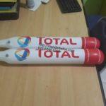 Balon Tepuk / Balon Supporter Logo Total BWF World Championship