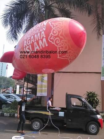 Jual Balon Zeppelin Pentas PAI