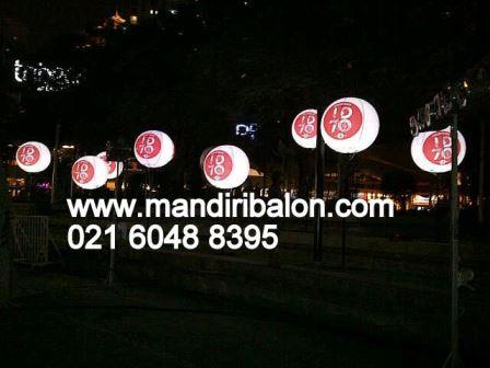 Balon Light Central Park Jakarta