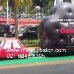 Jual Balon Mobil dan Asap
