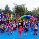 Balon Gate di Mnc Tv Indonesia idol junior 2016