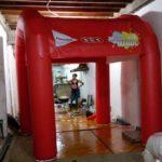 jual dan produksi balon tenda panadol harga murah