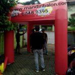 jual dan produksi balon tenda panadol 3 x 3 meter murah