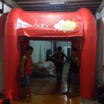 Jual dan Produksi Balon Tenda Panadol Murah