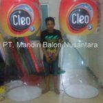 Jual dan Produksi balon-botol-cleo-pure-water