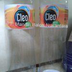 Jual dan produksi balon-botol-cleo-water-550ml