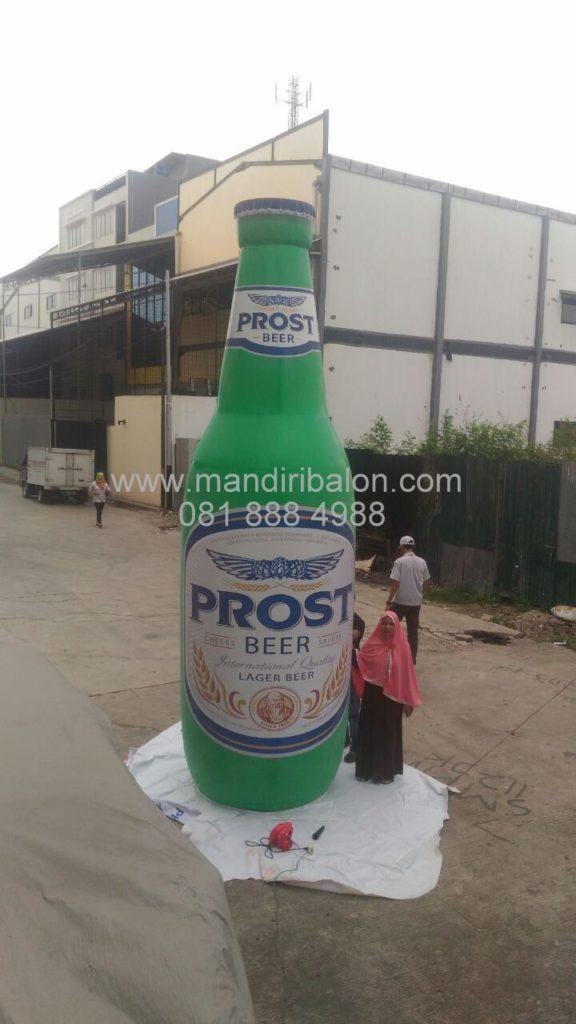 Jual dan produksi balon-botol-prost-beer-5-m harga murah